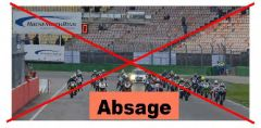 Absage Roll-out Hockenheim